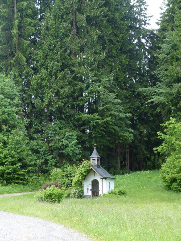 ... und Kapelle