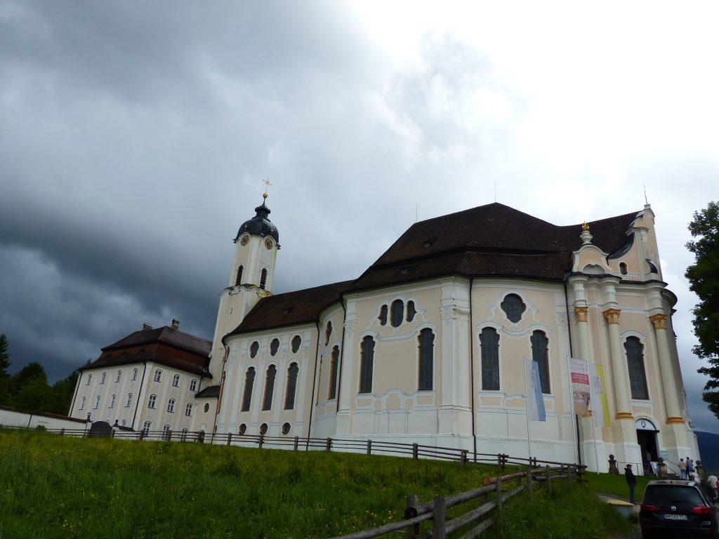 Wieskirche Außenansicht