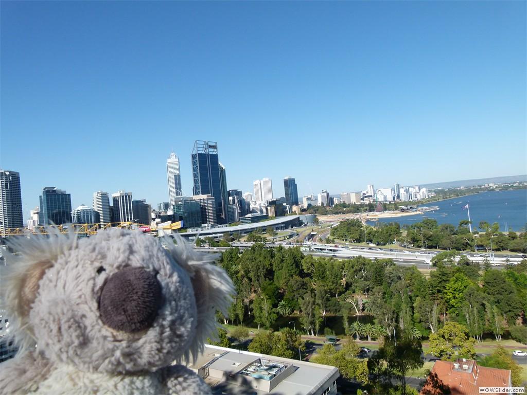 Zu Hause in Perth